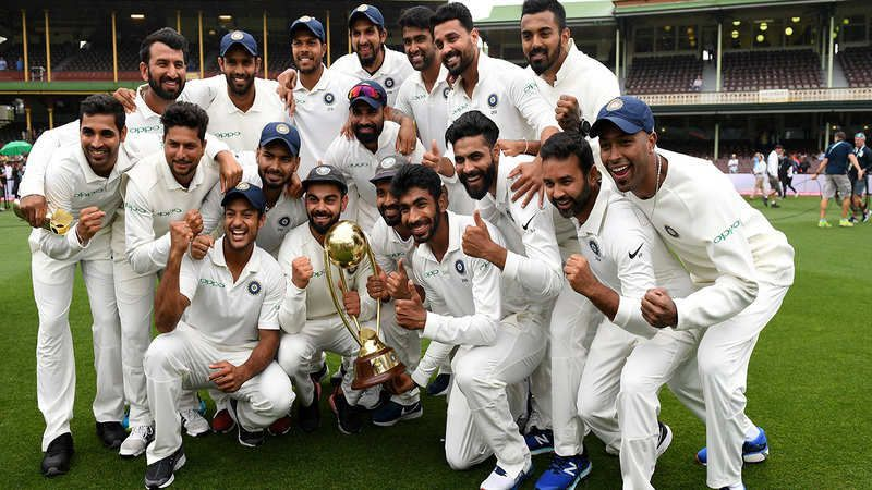 Team India.