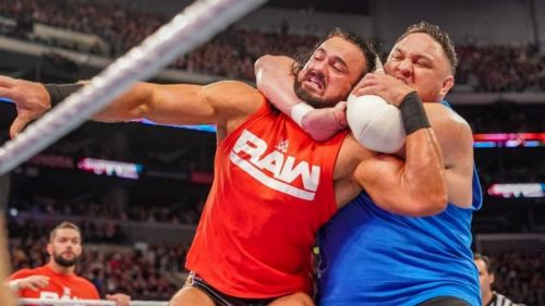 WWE should avoid a clash between these two heavyweights for now