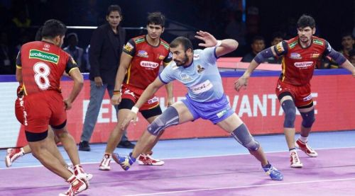 Ajay Thakur has taken a backseat after Rahul Chaudhari's arrival in the team