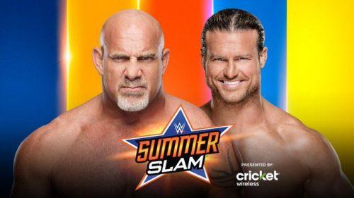 Goldberg vs Ziggler