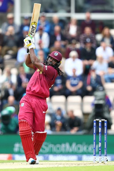 Chris Gayle, another six machine like Rohit