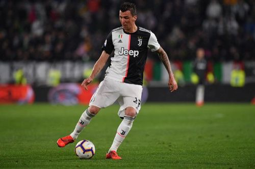United have ended their interest in Mario Mandzukic