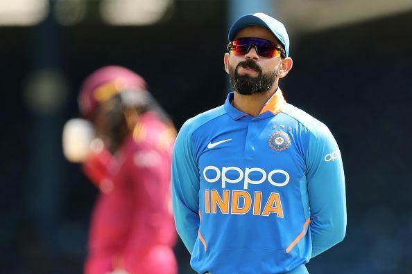 भारतीय कप्तान विराट कोहली