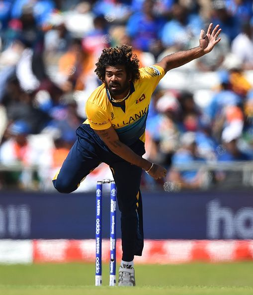 Malinga claimed the wicket of Mustafizur Rahmanwith his last ball.