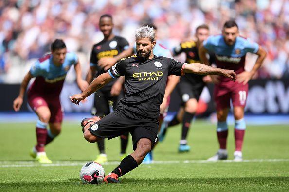 West Ham United v Manchester City - Premier League