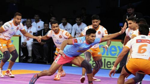 Deepak Niwas Hooda will be keen to lead the Pink Panthers to a win