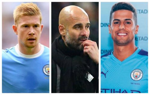 Pep Guardiola will be attempting to defend his league title again this season