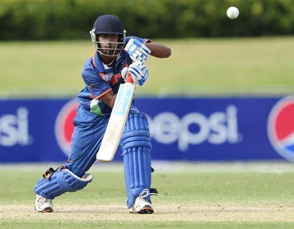 It is time that an IPL franchise gives a run of games to Baba Aparajit