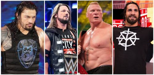 The Big Dog has had plenty of great matches in WWE