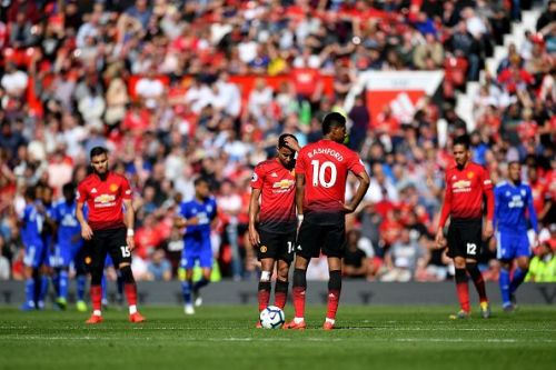 Manchester United lost to Cardiff City - Premier League