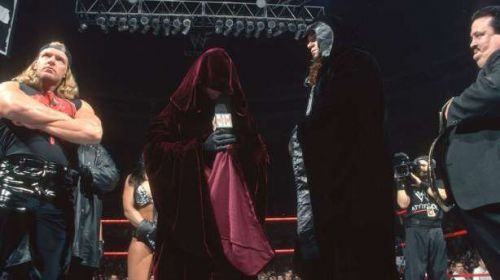 Who was the 'higher power' ruling over the Undertaker? Not who anyone expected.