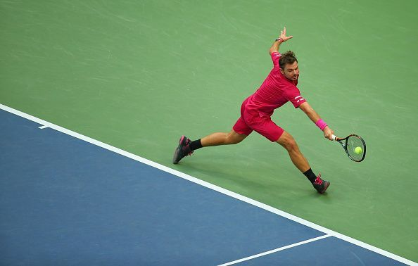 Former champion Stan Wawrinka can pose a challenge to the seeds early on.