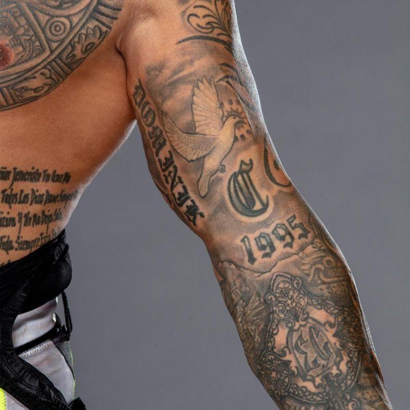 एडी गुरेरो की याद में बनवाया टैटू