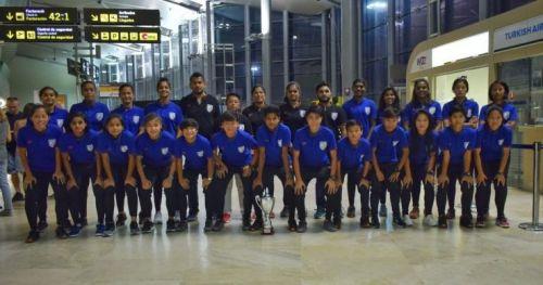 Indian Women's National Team