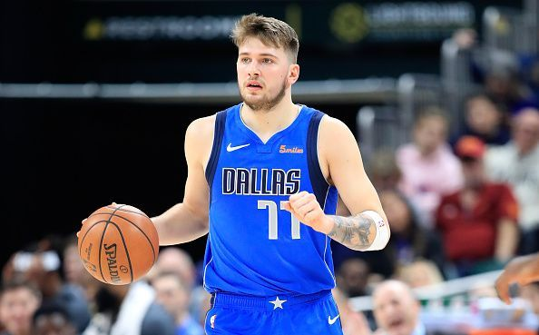 Doncic won the Rookie of the Year for the 2018-19 season