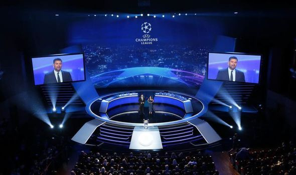 The UEFA Champions League draw for the 2019/20 will take place in Monaco today