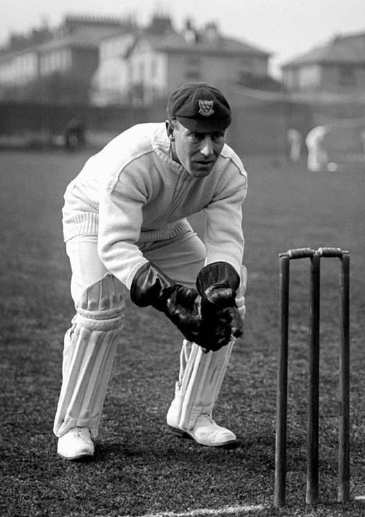 Harry Butt was a proficient wicket-keeper batsman.