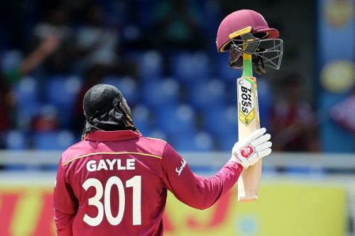 Chris Gayle has a career spanning for 20 years for the West Indies