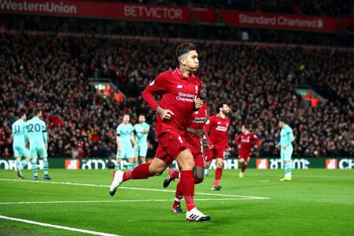 Roberto Firmino will look to break records against an unpredictable Arsenal side on Saturday evening