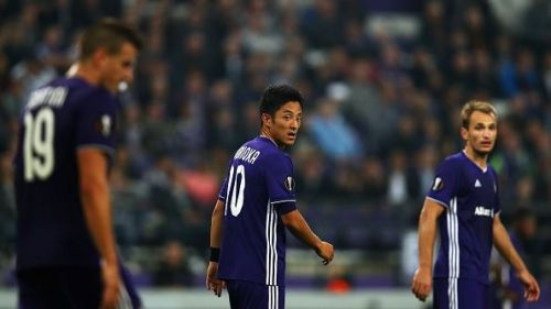 The famous Anderlecht wanting a change of fortune from last season