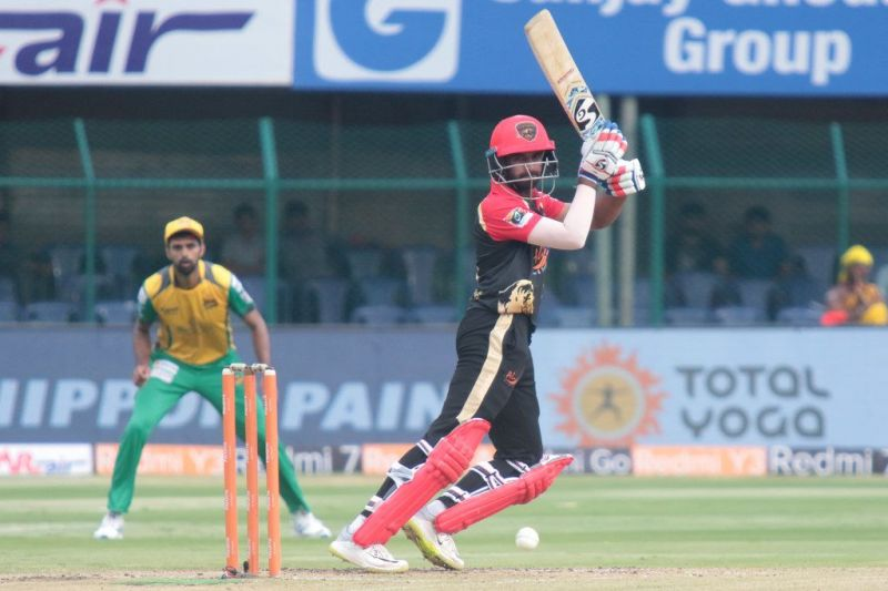 Ravikumar Samarth scored an important half-century