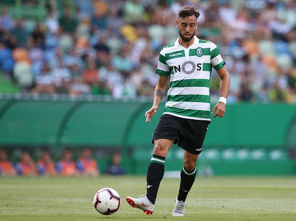 online store 335dd 4d15a Nobody knows why Bruno Fernandes is still at Sporting ...