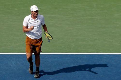 Kecmanovic upsets Sascha Zverev in the second round