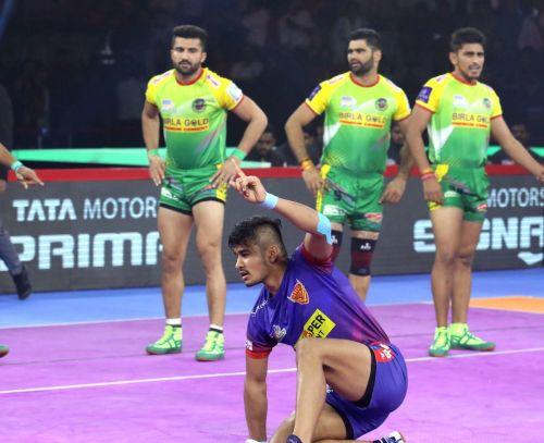 नवीन कुमार का लगातार 9वां सुपर 10