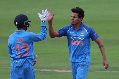 Rahul Chahar could make his debut for India on Tuesday