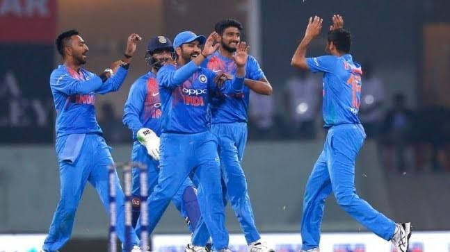India picked young blood for the T20I series against West Indies