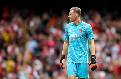 Leno has been consistent for Arsenal between the sticks