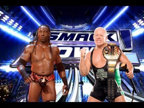 Booker T vs Finlay