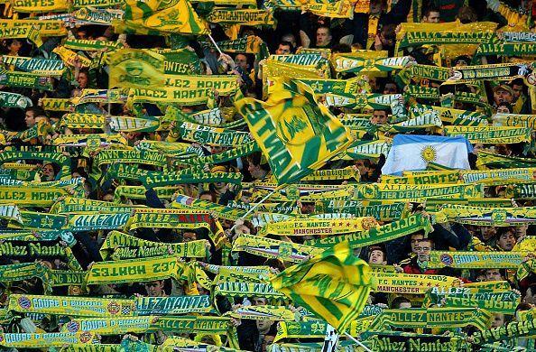 Nantes v Man U