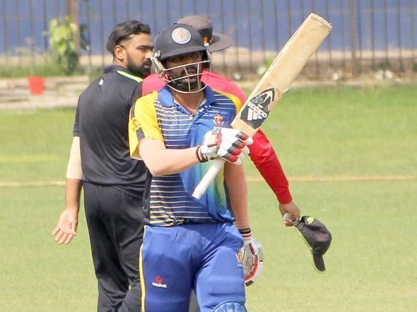 Rohan was the highest run-scorer in the Syed Mushtaq Ali trophy last year.
