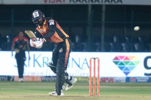 Mohammad Taha starred in Hubli Tigers' win