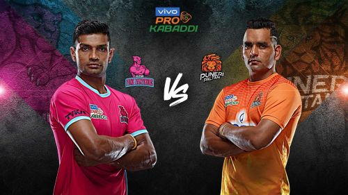 Jaipur Pink Panthers are slightly ahead in their head to head record against Puneri Paltan. Will Pune bounce back?