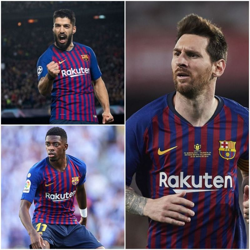 Barcelona already have an enormous wage bill