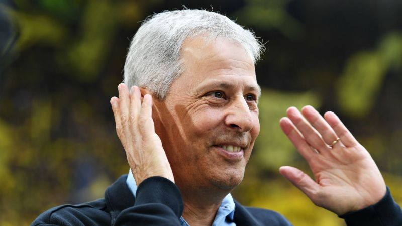Lucien Favre - cropped
