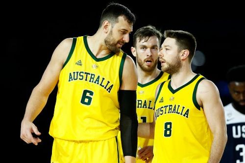 Australia picked up a famous win over Team USA in the build-up to the competition