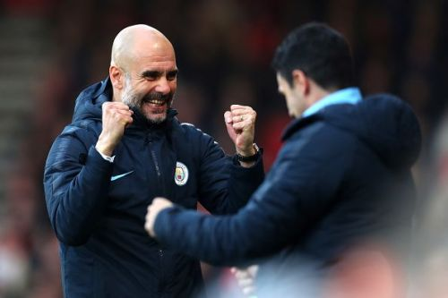 Guardiola will look to win everything this season.