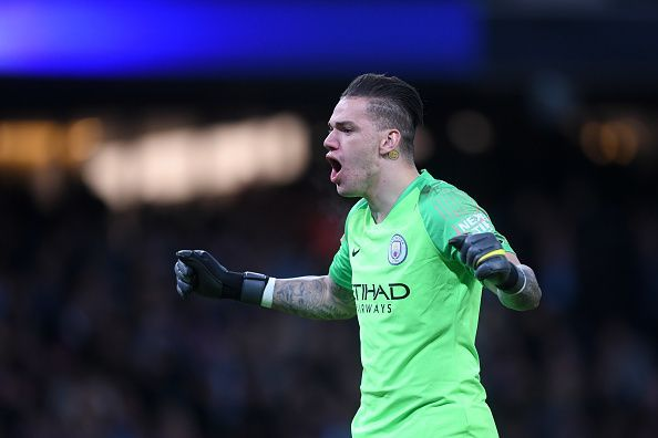 Ederson is key to Guardiola