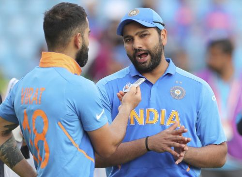 Rohit Sharma and Virat Kohli rift - rumors