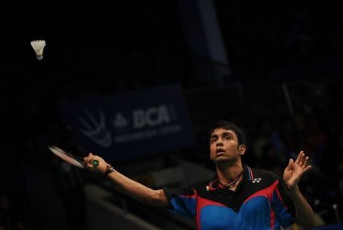 Sourabh Verma will face Singapore's rising star, the 41st ranked Loh Kean Yew in the fu