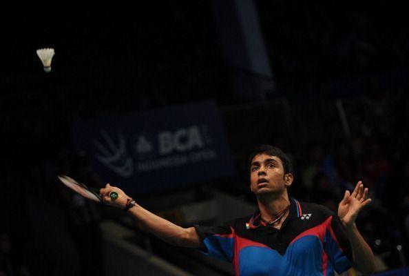 Sourabh Verma will face Singapore