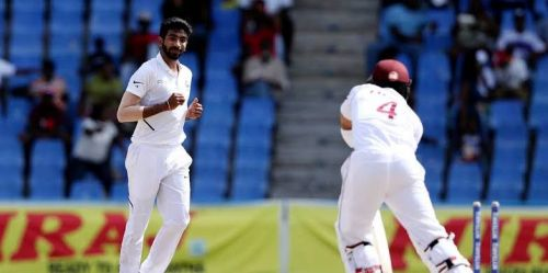 Bumrah in to the Top 10 rankings.