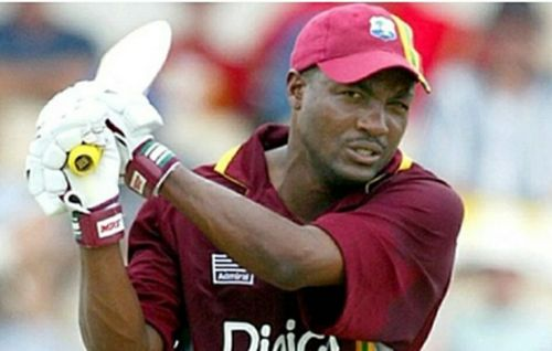 West Indies cricketer - brain lara