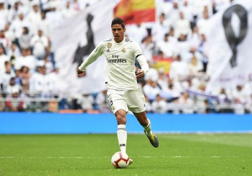 Varane has a key role to play alongside Ramos in Real Madrid's defence