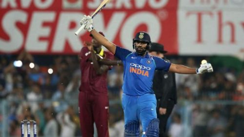 Rohit Sharma has a good record against WI