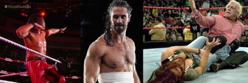 There are a number of things in WWE that make no sense