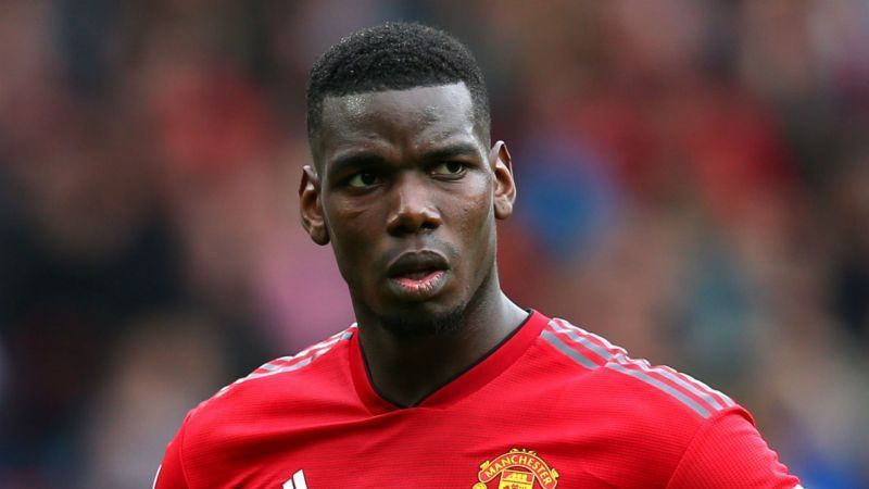 Paul Pogba may stay at Manchester United for one more season.